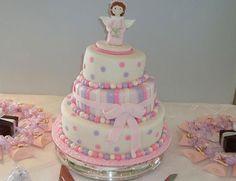 torta bautizo angel - Buscar con Google