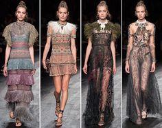Valentino Spring/Summer 2016 Collection  #runway #catwalk #fashion