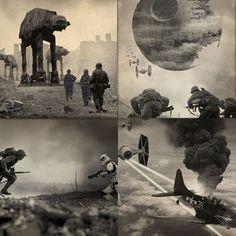 Star Wars Bundle (4 prints)PUT ALL AROUND APARTMENT
