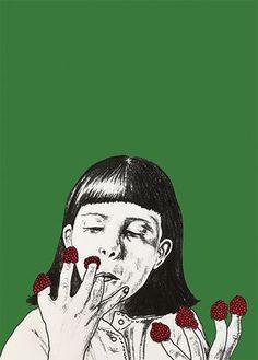 amelie poulain illustration - Pesquisa Google