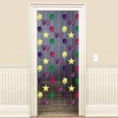 Mardi Gras Doorway Curtain - Party City