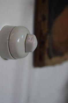 Image of Interrupteur porcelaine