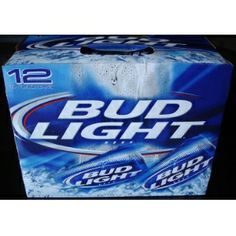 bud light can 12 pack Bud Light Can, Rose Buds, Packing, Beer, Bag Packaging, Root Beer, Ale