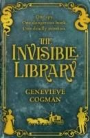 10€. Genevieve Cogman: The Invisible Library