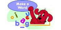 All sorts of Clifford the Big Red Dog resources from Scholastic. Good for beginning readers.