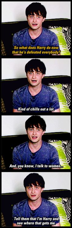 Life after the movies #harrypotter