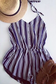 Holiday Outfits, Summer Outfits, Cute Outfits, Holiday Clothes, Spring Clothes, Summer Wear, Spring Summer Fashion, Junior Rompers, Passion For Fashion