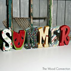 The Wood Connection - Funky Summer, $17.95