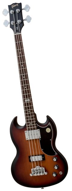 GIBSON SG Special 2014 Electric Bass Guitar | Musician's Friend