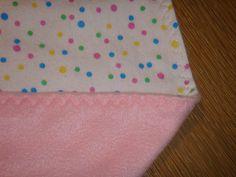 Fleece/Flannel Blanket ~ #ThePreemieProject