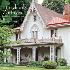 Storybook Cottages (the book!)