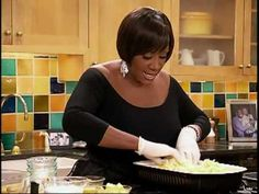Patti LaBelle: not only do I LOVE Patti LaBelle, but her Mac & Cheese is akin to how I make mine! Mac and Cheese from In the Kitchen with Miss Patti Baked Macaroni, Macaroni Cheese, Mac Cheese, Macaroni Pie, Thanksgiving Recipes, Holiday Recipes, Holiday Foods, Fall Recipes, Yummy Recipes
