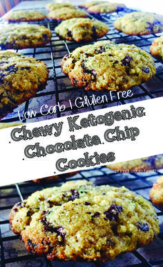 Chewy Ketogenic Chocolate Chip Cookies - Primal Edge Health