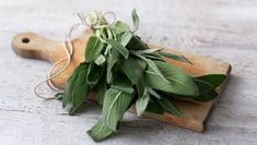Sage Tea Recipe (sore throats, digestion & menstrual cramps)