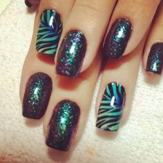 Nail Art Pictures, Photos, and Images for Facebook, Tumblr, Pinterest, and Twitter