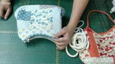 Patchwork Ao Vivo #45: bolsa de patchwork para ir ao cinema...