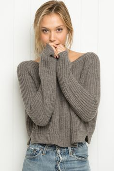 Brandy ♥ Melville | Gwen Sweater - Just In