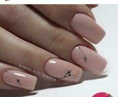nails                                                                                                      Frensh Nails, Pink Nails, Long Square Acrylic Nails, Square Nails, Almond Acrylic Nails, Cute Acrylic Nails, Art Deco Nails, Nagellack Design, Nail Art Designs Videos