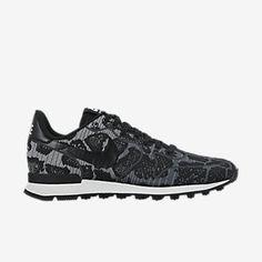 quality design 806ff 11425 NIKE INTERNATIONALIST JACQUARD SHOES IN DARK GREY PURE PLATINUM SUMMIT  WHITE BLACK Nike
