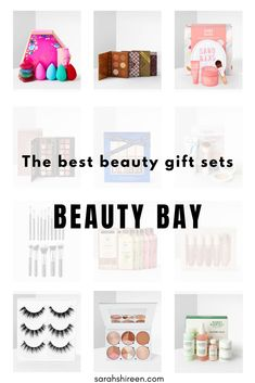 The best beauty gift sets on Beauty Bay! Check out this beauty gift guide if you're looking for the perfect gift for a beauty lover! Beauty Junkie, Makeup Junkie, Glow Palette, Beauty Bay, Makeup Lovers, Gift Sets, How To Apply Makeup, Beauty Blender, Christmas Wishes