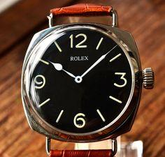 アンティーク ROLEX(ロレックス) ミリタリー コンバート 極美品