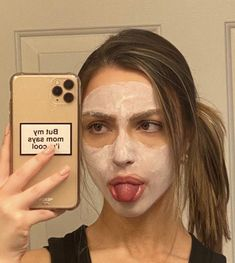 Diy Mask, Diy Face Mask, Face Masks, Mirror Pic, Mirror Selfies, Cute Girls, Cool Girl, Funny Videos For Kids, Western Girl