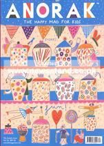 Anorak Magazine Issue NO 34 - Order Online the happy mag for kids