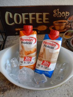 Protein shake recipes 271764158744623781 - 5 Unexpected Uses for Premier Protein Shakes Coffee Creamer Source by Protein Coffee, Protein Snacks, Protein Smoothies, Fruit Smoothies, Protein List, Bariatric Eating, Bariatric Recipes, Bariatric Surgery, Minerals