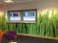 Grass - Digital Imagery - Wallcoverings