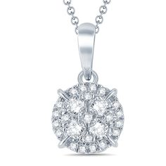 Composite Diamond Frame Pendant in White Gold Pendant Set, Diamond Pendant, Rope Chain, Diamond Stone, Necklace Designs, Colored Diamonds, Fashion Necklace, Round Diamonds, Belly Button Rings