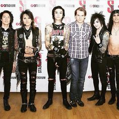 Black Veil Brides and ???