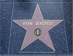 Ryan Seacrest star on Hollywood Walk of Fame