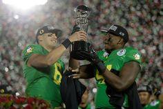 Oregon Beats Florida State, 59-20 in Rose Bowl Game