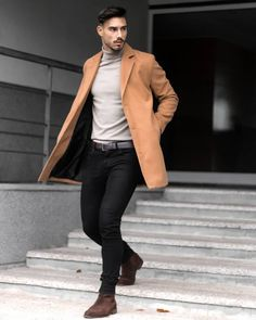 How to dress on Valentine's Day. 40 Best Ways to Dress Sharp #8. Click to see more.  #men #outfits #UrbanMenOutfits #menfashion #menswear #mensguides #stylish #trendy #edgymensfashion #streetstyle #valentines #urbanmensfashion #valentinesday #valentinesdate #ootd #boyfriend Business Dress Code, Business Dresses, Chelsea Boots Outfit, Men Looks, Outfits Hombre, Smart Outfit, Masculine Style, Men Style Tips, Modern Outfits