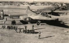 Captured Arado 232 B-0 at Melsbroek, Denmark Here's another photo of this aircraft at the Captured Aircraft Exhibition of Farnborough in November 1945