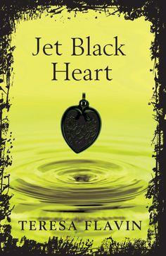 Jet Black Heart by Teresa Flavin - published by Barrington Stoke