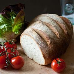 A gorgeous white loaf from Paul Hollywood - perfect for soups and sandwiches