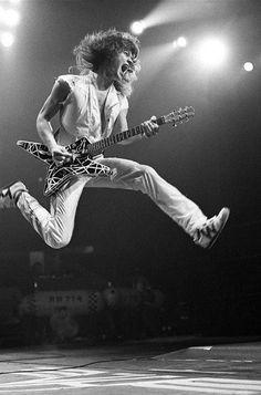 Eddie Van Halen took flying lessons from David Lee Roth. http://www.guitarandmusicinstitute.com