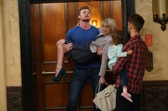"#BabyDaddy 6x06 ""The Third Wheeler"" - Ben, Emma, Riley and Danny"