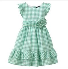 An adult version! Baby Dress Design, Baby Girl Dress Patterns, Frock Design, Frocks For Girls, Little Girl Dresses, Girls Dresses, Mode Russe, Kids Dress Wear, Kids Frocks Design