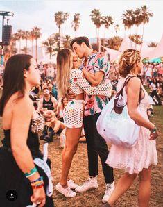 #coachella My Life As Eva, Dylan Jordan, Eva Gutowski, Music Festival Outfits, Music Festivals, Cute Couple Pictures, Couple Pics, Couple Goals, Miranda Sings