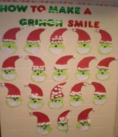 """""""How to Make a Grinch Smile"""" is a fun idea for a creative writing prompt for you students to write about after they have read """"How the Grinch Stole Christmas"""" by Dr. Seuss."""