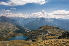 balade au massif du Malrif et ses lacs de haute altitude Stroll in the massif of Malrif and its lakes of high height France Europe, Alps, Mount Everest, Mountains, Country, Provence, Nature, Headphones, Travel