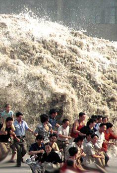 Tsunami.......picture speaks