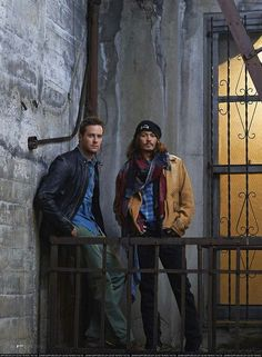 .The Lone Ranger and Tonto - Armie Hammer and Johnny Depp