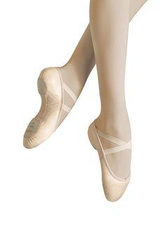 20dd4c3fba43 Bloch Proflex Split Sole Ballet Slipper Pointe Shoes