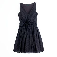 j.crew outlet dress... $88 online but usually things are even more discounted in the store!