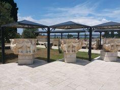 Open air museum in #Hierapolis ancient city near #Pamukkale Cotton Castle