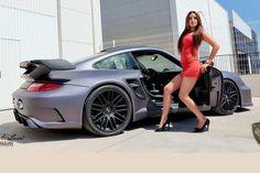Porsche 911 (997) Predator Wide Body Kit by Atarius