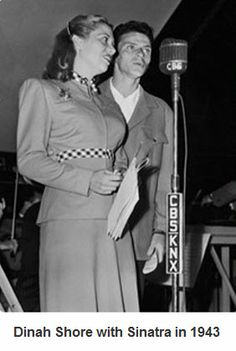 Times Past Old Time Radio : Dinah Shore